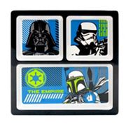 Star Wars Kid's 9 in Melamine Divided Plate