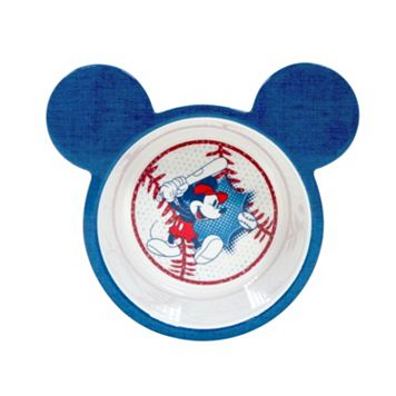 Disney Mickey Mouse Kid's 5-in. Melamine Bowl by Jumping Beans®