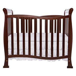 Dream On Me Violet 4-in-1 Convertible Mini Crib