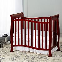 Dream On Me Violet 4-in-1 Convertible Mini Crib