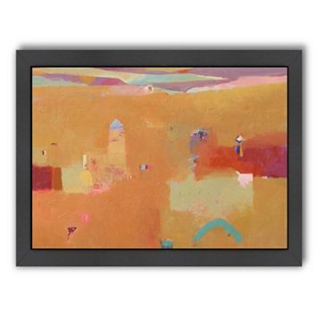 Americanflat ''Domed Minaret'' Framed Wall Art