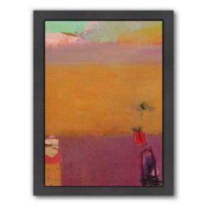 Americanflat ''Desert Glow'' Framed Wall Art