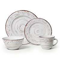Pfaltzgraff Everyday Trellis 16 pc Dinnerware Set
