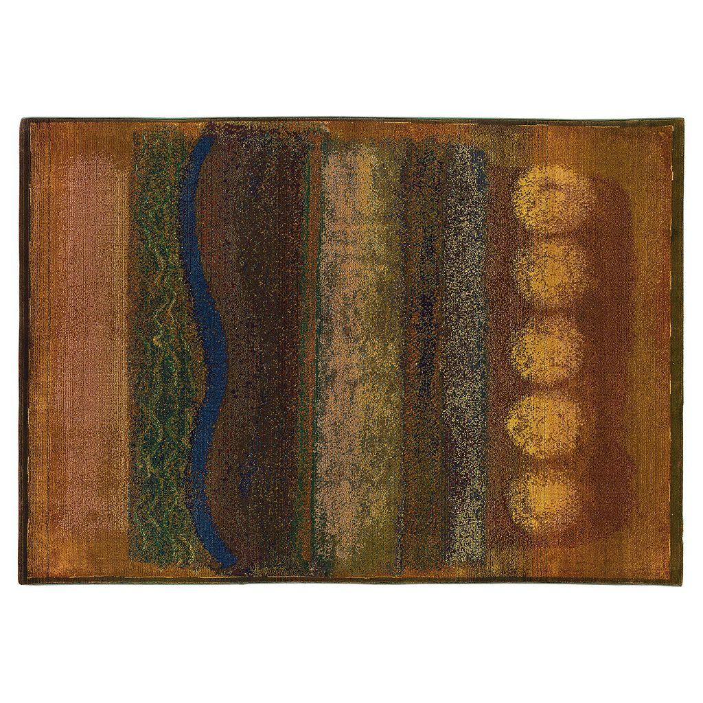 Oriental Weavers Kharma Abstract Rug