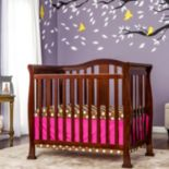 Dream On Me Naples 4-in-1 Convertible Mini Crib