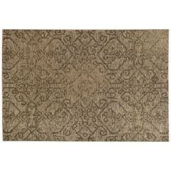 StyleHaven Legacy Traditional Faded Ikat Wool Rug