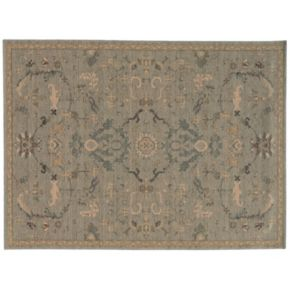 StyleHaven Legacy Traditional Faded Persian Wool Rug