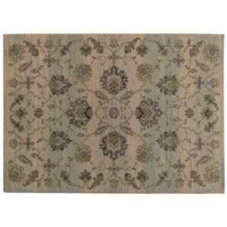 StyleHaven Legacy Floral Wool Rug
