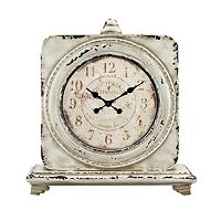 Stonebriar Collection Victoria Station Tabletop Clock