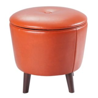 Madison Park Adam Storage Ottoman