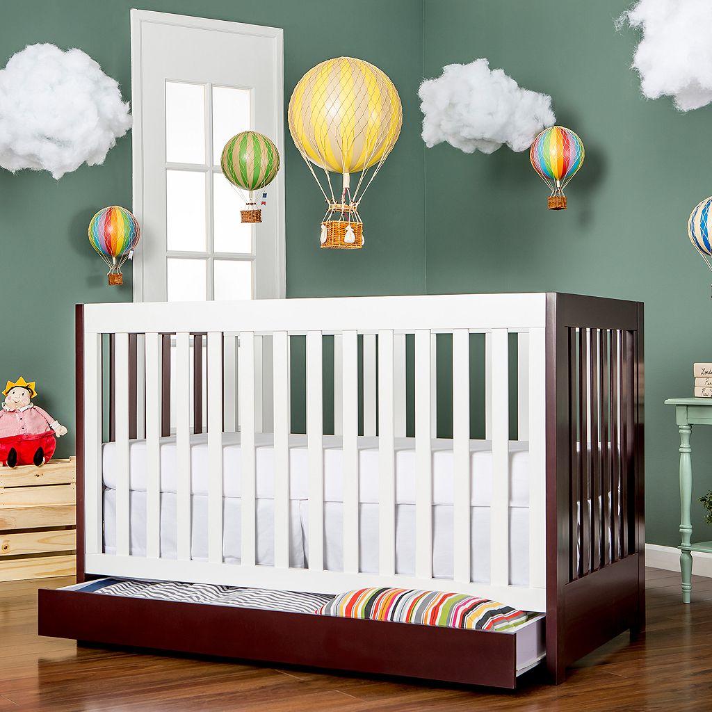 Dream On Me Milano 5-in-1 Convertible Crib