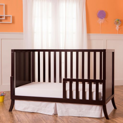 Dream On Me Madrid 5-in-1 Convertible Crib