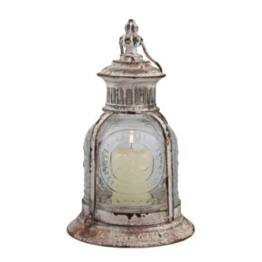 Stonebriar Collection Aged Cafe Terrace Lantern