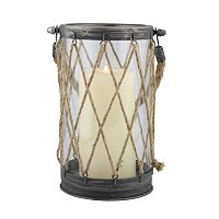Stonebriar Collection Large Nautical Lantern
