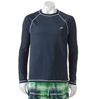 Men's Speedo Easy Rash Guard Swim Tee