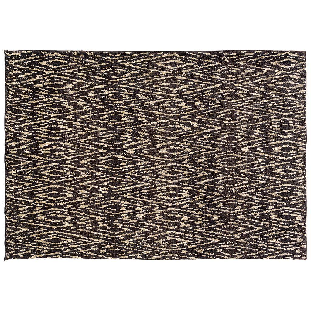 Oriental Weavers Marrakesh Geometric Shag Rug