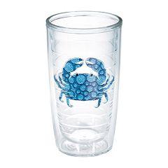 Tervis Blue Crab 16-oz. Tumbler