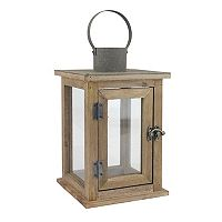 Stonebriar Collection Medium Rustic Lantern