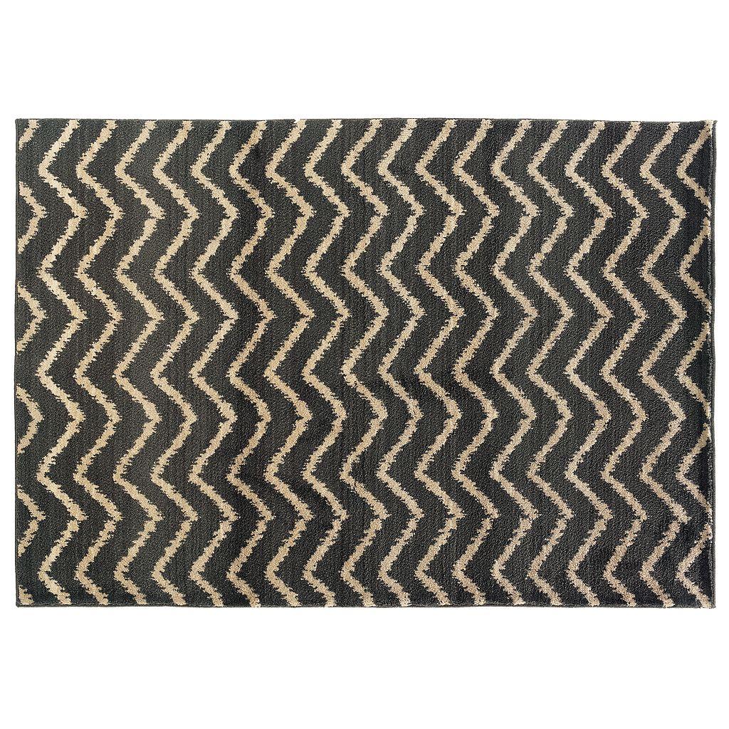 Oriental Weavers Marrakesh Chevron Shag Rug