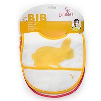 JJ Rabbit 2-pk. Organic dryBIB