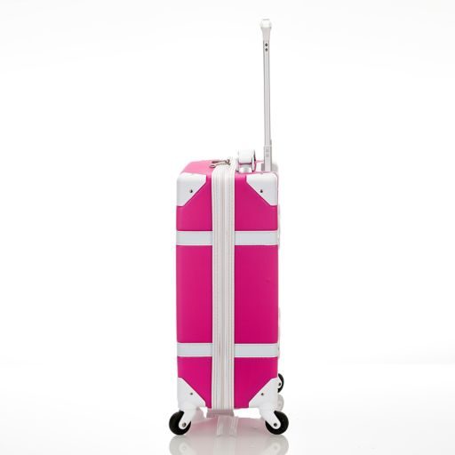 Rockland Stage Coach 20-Inch Hardside Spinner Carry-On Luggage