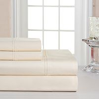Pointehaven 1000-Thread Count Pima Cotton Sateen Deep-Pocket Sheets