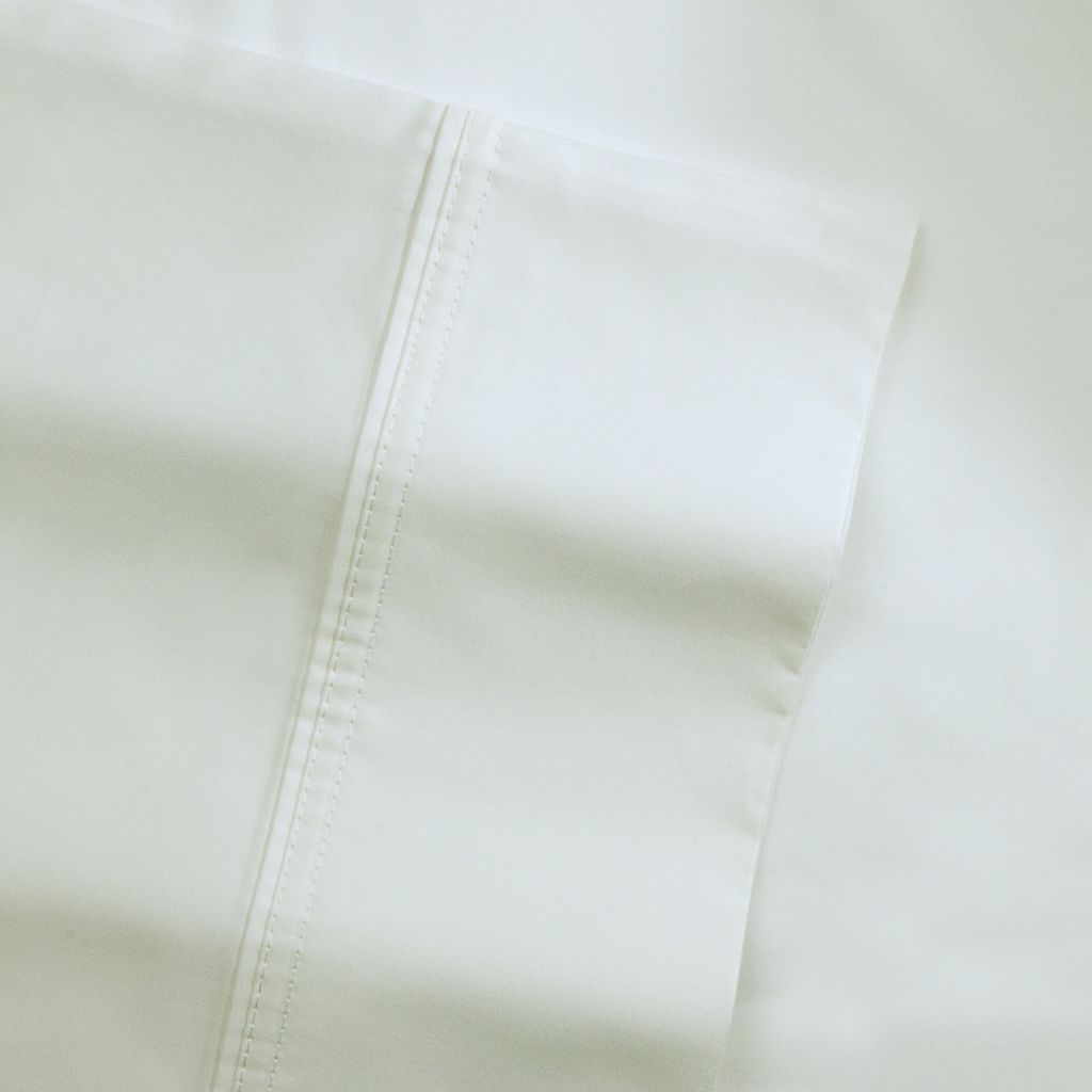 500-Thread Count Cotton Deep-Pocket Sheets