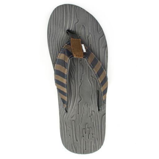 MUK LUKS Asher Men's Flip-Flops