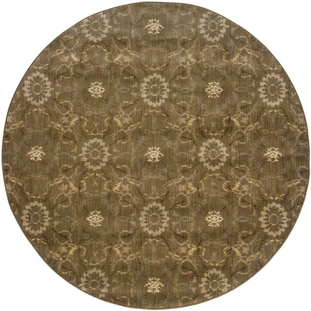 Oriental Weavers Milano Medallion Rug