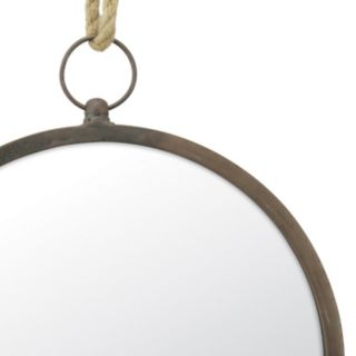 Stonebriar Collection Medium Nautical Wall Mirror