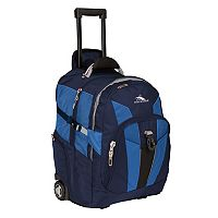 High Sierra AT Prime Wheeled 17-Inch Laptop Backpack