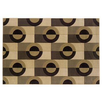 Oriental Weavers Tones Geometric Rug
