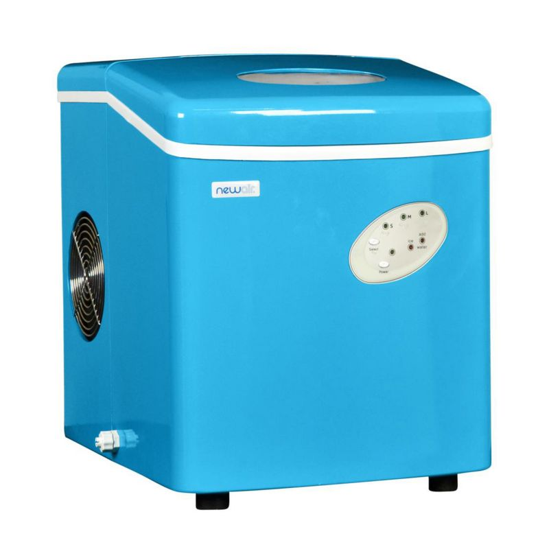 NewAir Portable Ice Maker, Blue