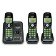 Vtech DECT 6.0 3-Handset Cordless Phone & Answering System with Caller ID