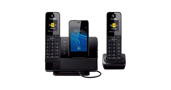 Panasonic Dect 6 0 Cordless Dual Handset Phone