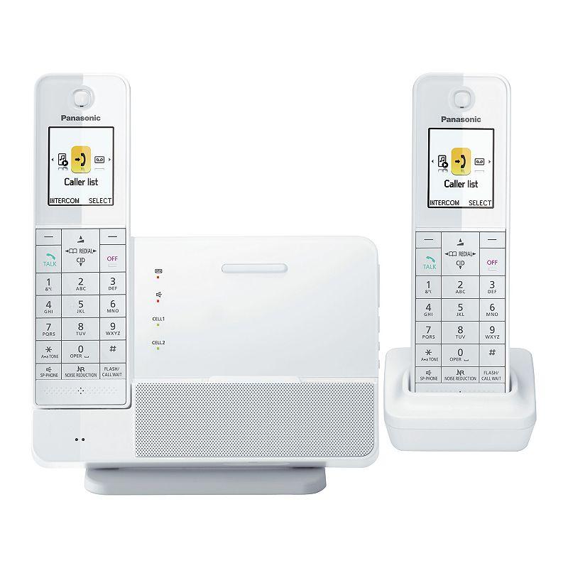 Cordless Dect Phone Panasonic Dect 6 0 Cordless