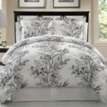 VCNY Leaf 8 pc Bed Set