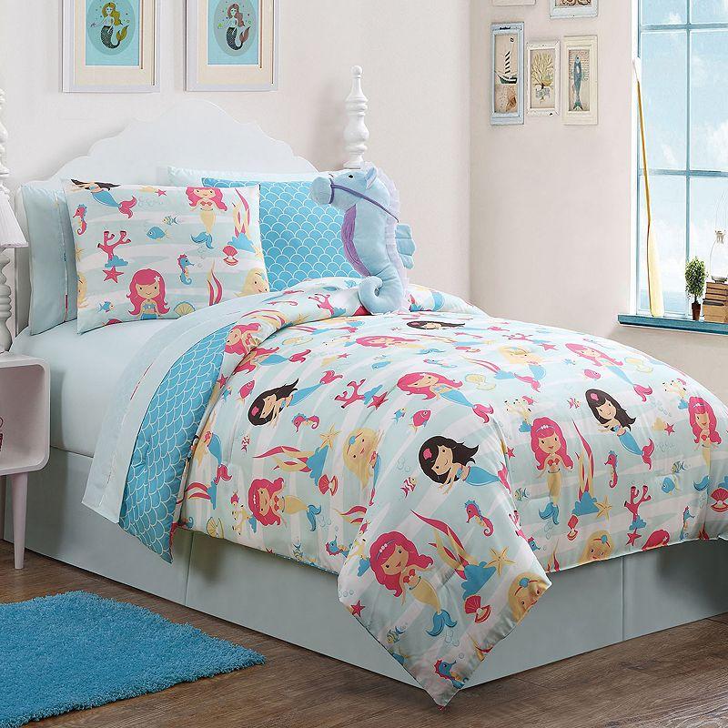 victoria classics princess reversible bed set