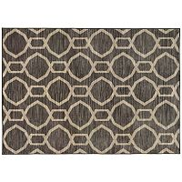 StyleHaven Rowe Stylized Lattice Rug