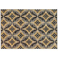 StyleHaven Rowe Floral Lattice Rug