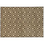 StyleHaven Rowe Geometric Diamond Rug