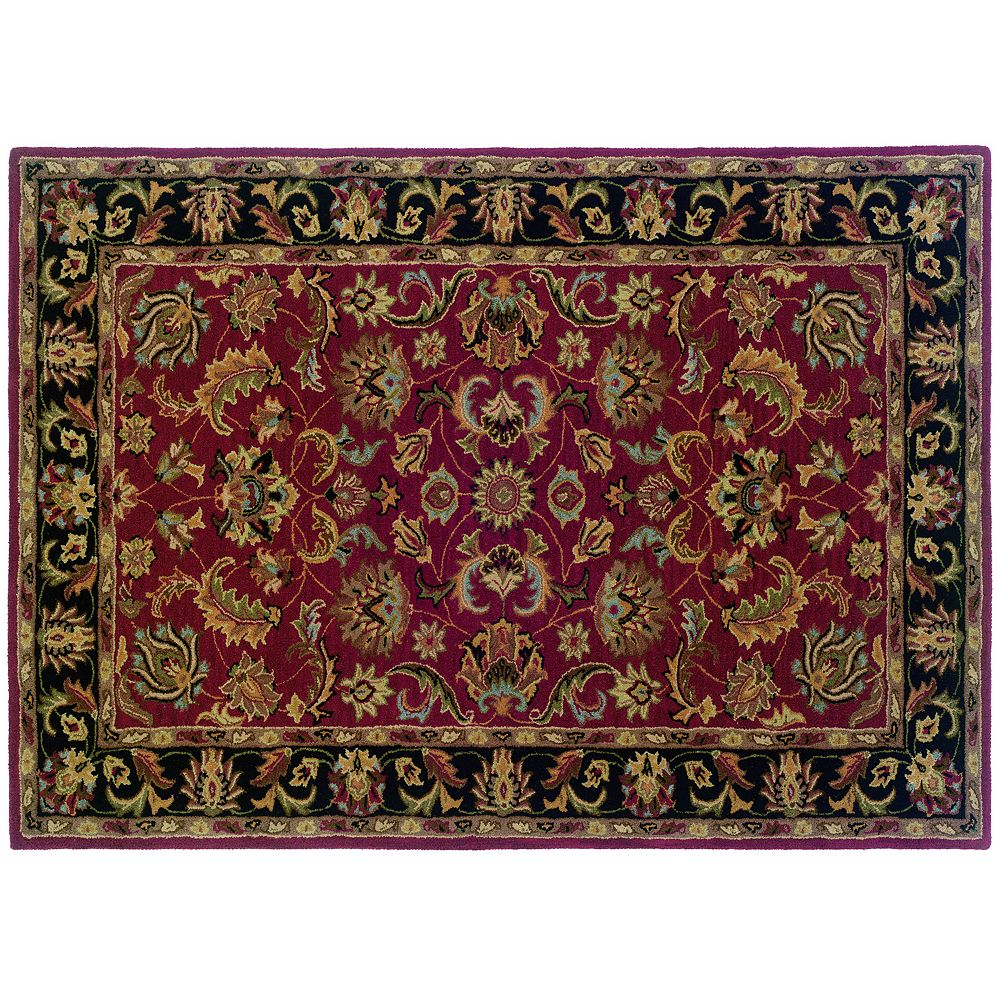 Victorian Wool Rug Uniquely Modern Rugs