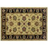 Oriental Weavers Windsor Floral Ivory Wool Rug