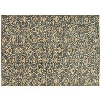 StyleHaven Rowe Ikat Floral Panel Rug