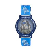 Star Wars Boys' R2D2 Digital Watch