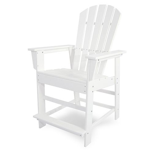 POLYWOOD® South Beach Outdoor Counter Chair