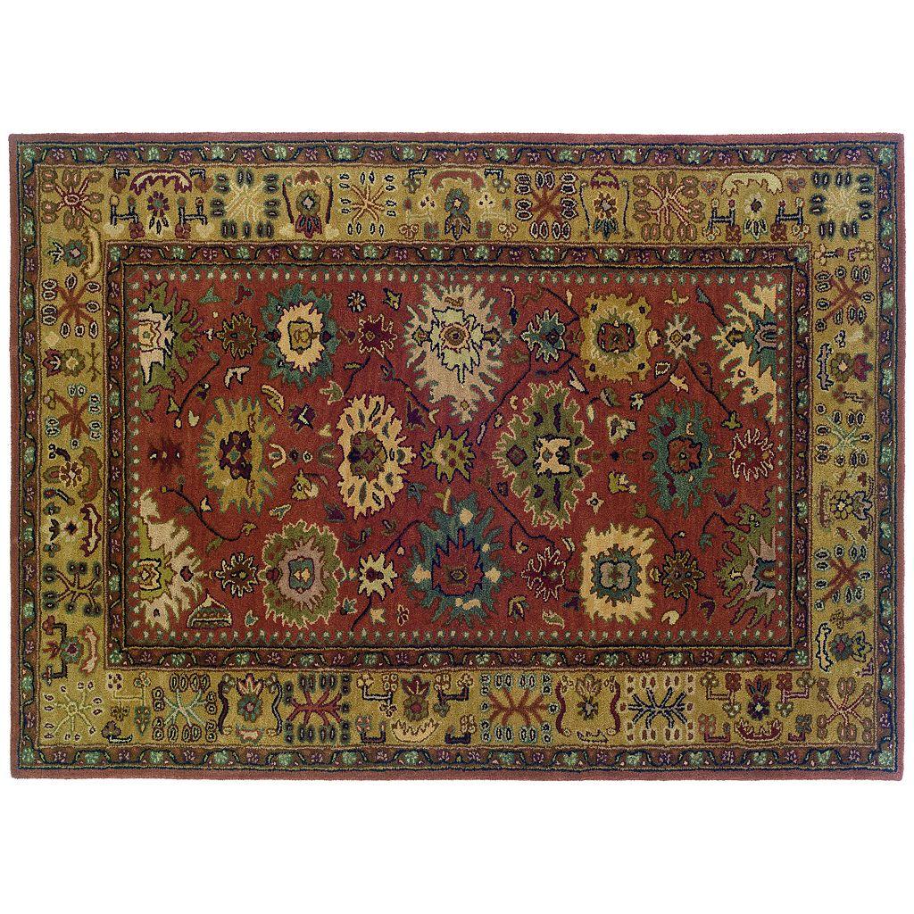 Oriental Weavers Windsor Floral Wool Rug