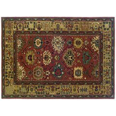 Oriental Weavers Windsor Floral Wool Rug