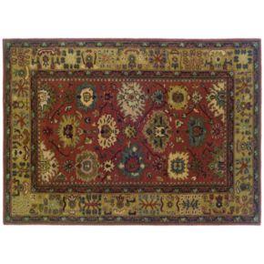 StyleHaven Walden Floral Wool Rug