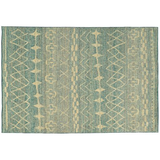 StyleHaven Gypsy Abstract Tribal Relief Rug